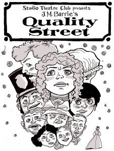 Quality Street by JM Barrie @ Unicorn Theatre | England | United Kingdom