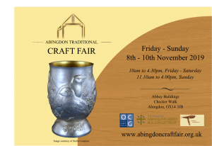 Abingdon Traditional Craft Fair @ Abingdon Abbey Buildings