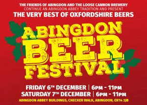 Abingdon Beer Festival @ Abingdon Abbey Buildings